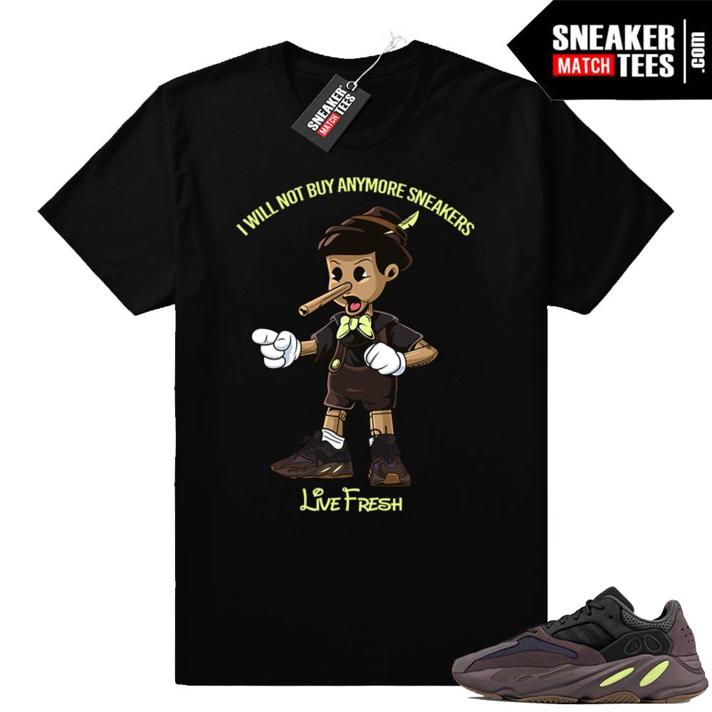 Match Adidas Yeezy shirts