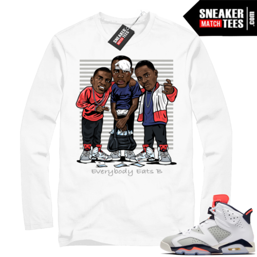 Match Jordan Tinker shirts
