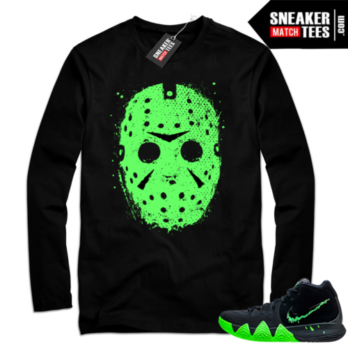 Match Kyrie 4 shirt Halloween