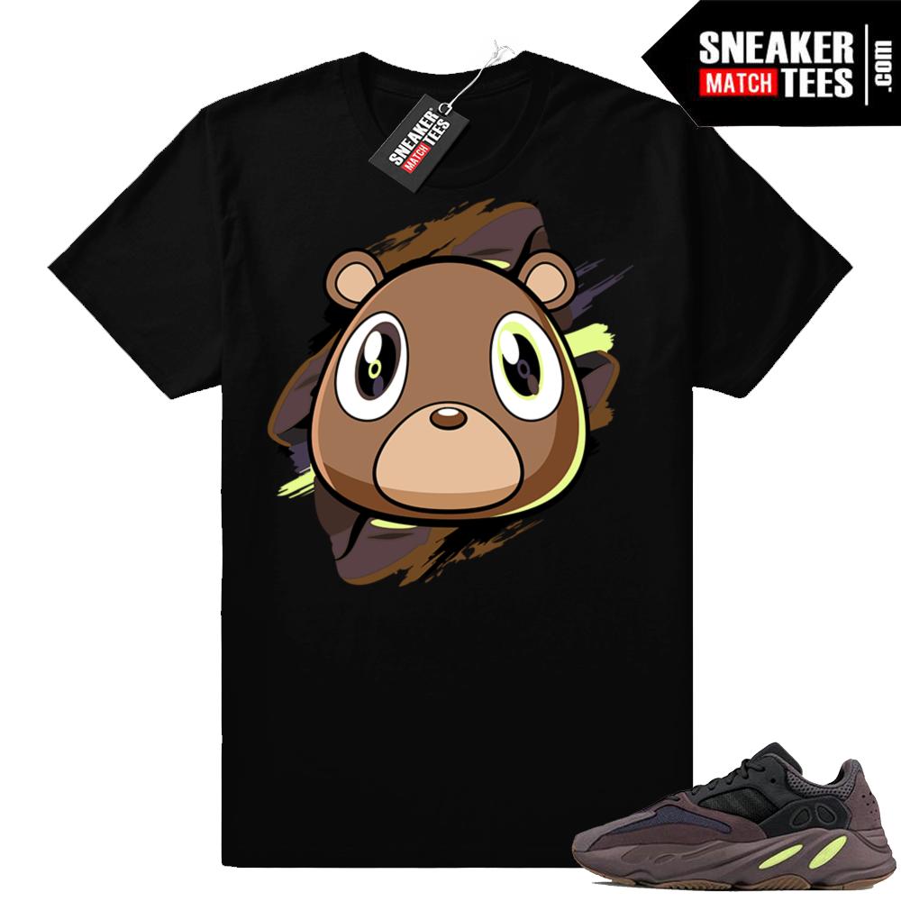 Mauve 700 Yeezy Bear t-shirt