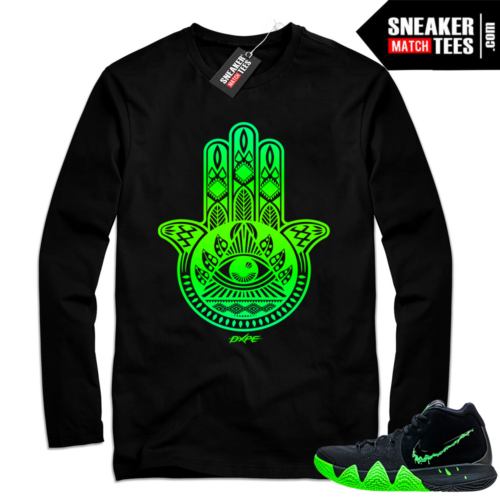 Nike Kyrie 4 Halloween shirt