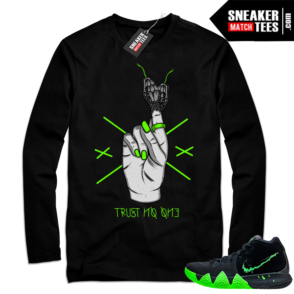 Nike Kyrie 4 Halloween shirts