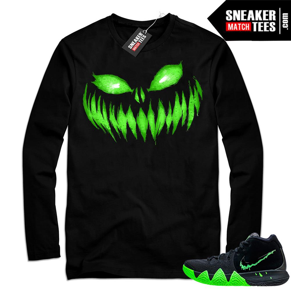 Nike Kyrie 4 Halloween sneaker clothing