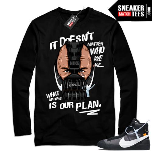 Off-white Blazer Grim Reaper Long Sleeve shirt