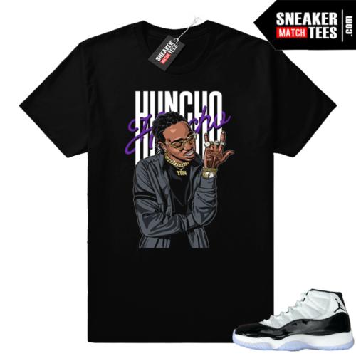 Shirts to match Jordan 11 Concord