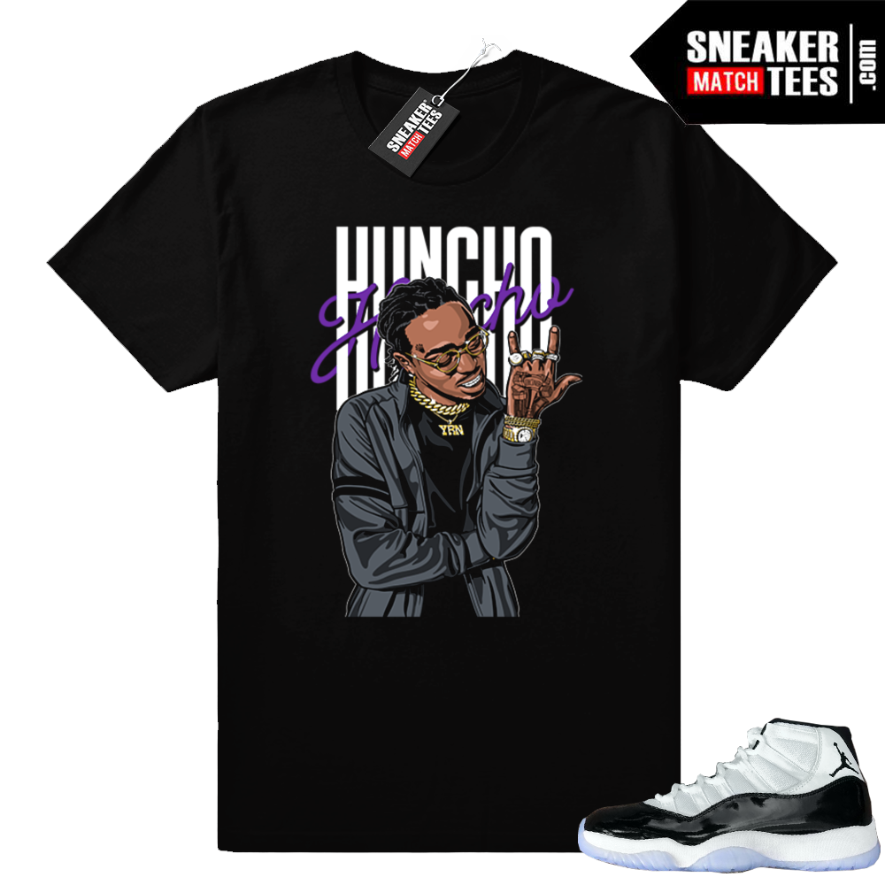Shirts to match Jordan 11 Concord