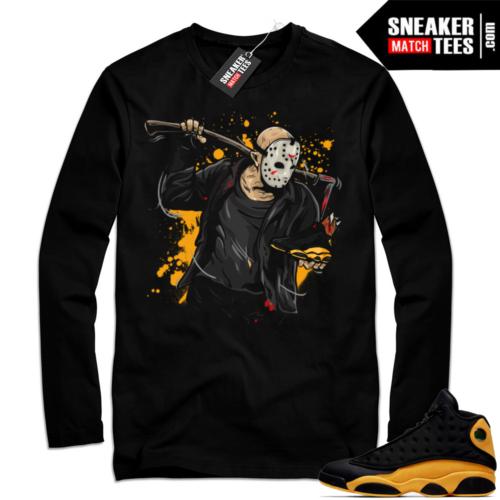 Sneaker Long Sleeve shirt Melo 13
