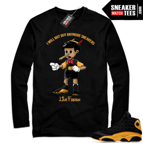 Sneakerhead shirt Melo 13s