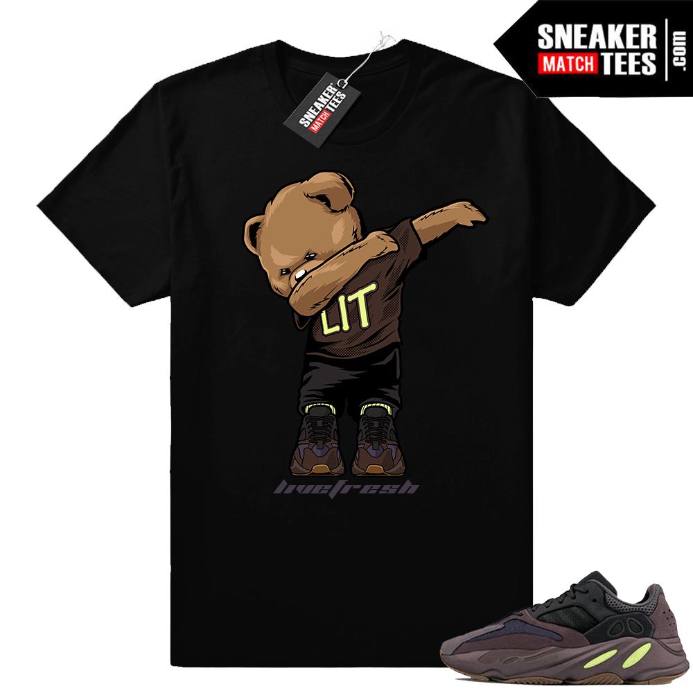 Yeezy 700 Mauve Bear Dabbin T-shirt