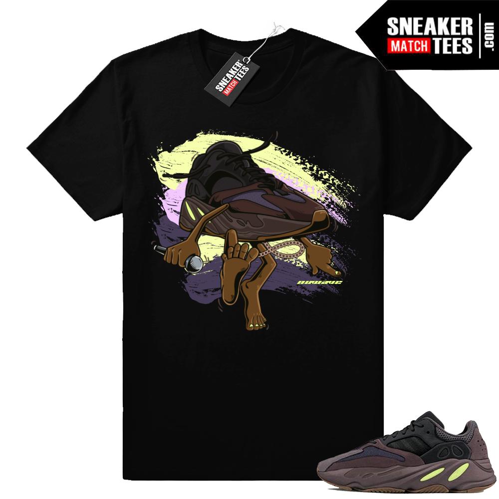 Yeezy 700 Mauve Fly Kicks t-shirt