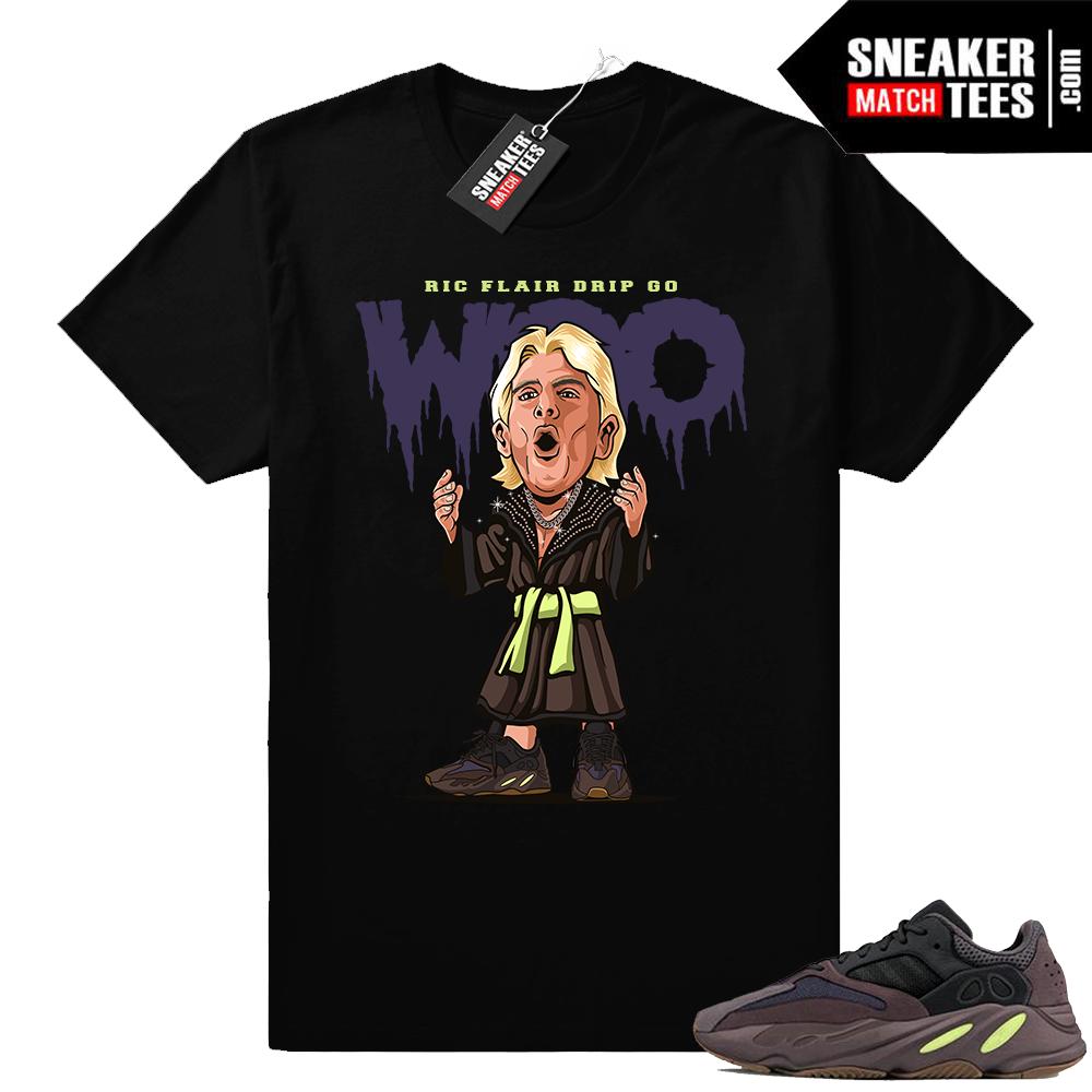 Yeezy 700 Mauve Ric Flair Drip T-shirt