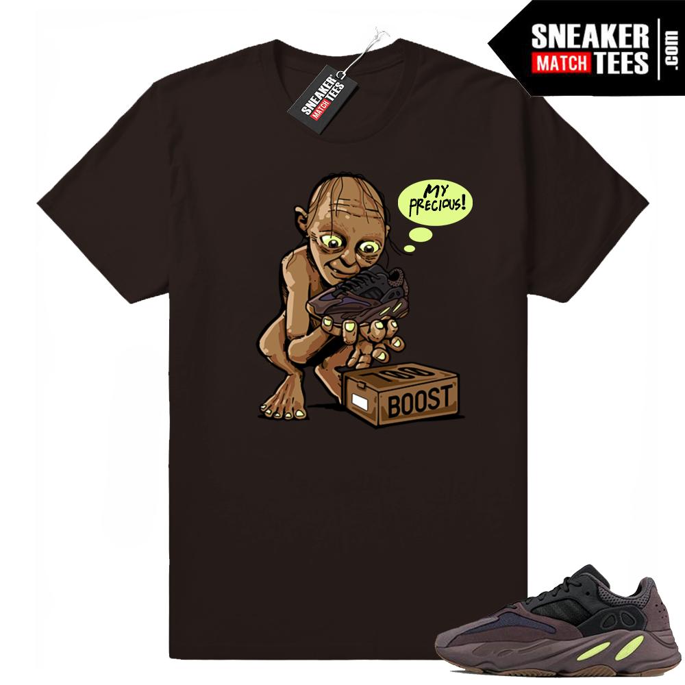 Yeezy 700 t-shirt Mauve