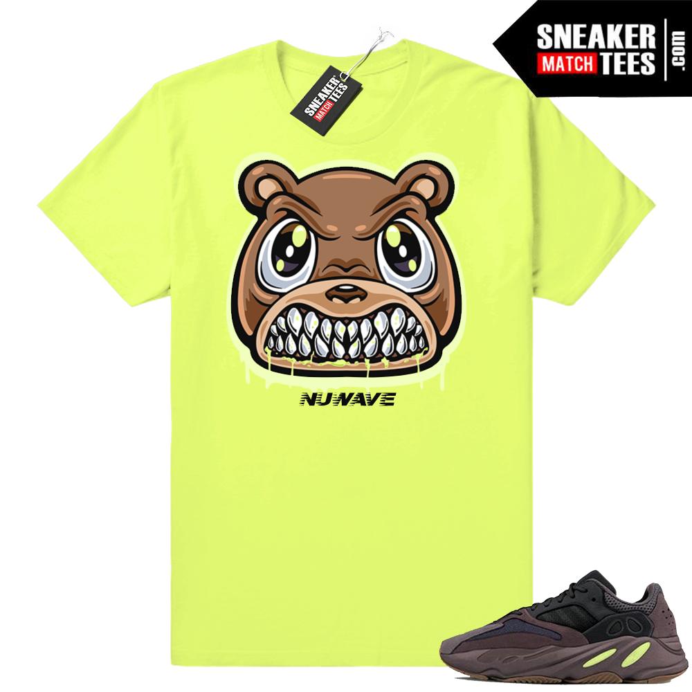 Yeezy Boost 700 Mauve t-shirt