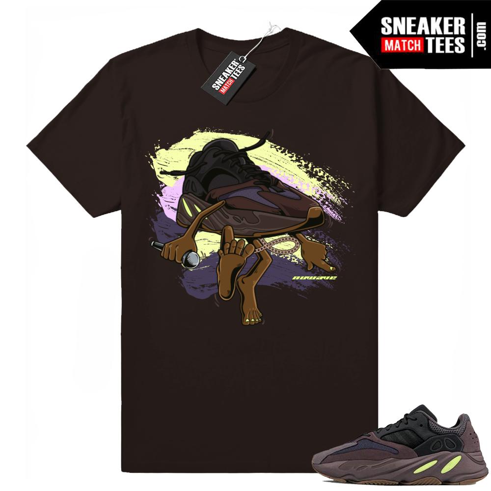 Yeezy Boost 700 sneaker shirts