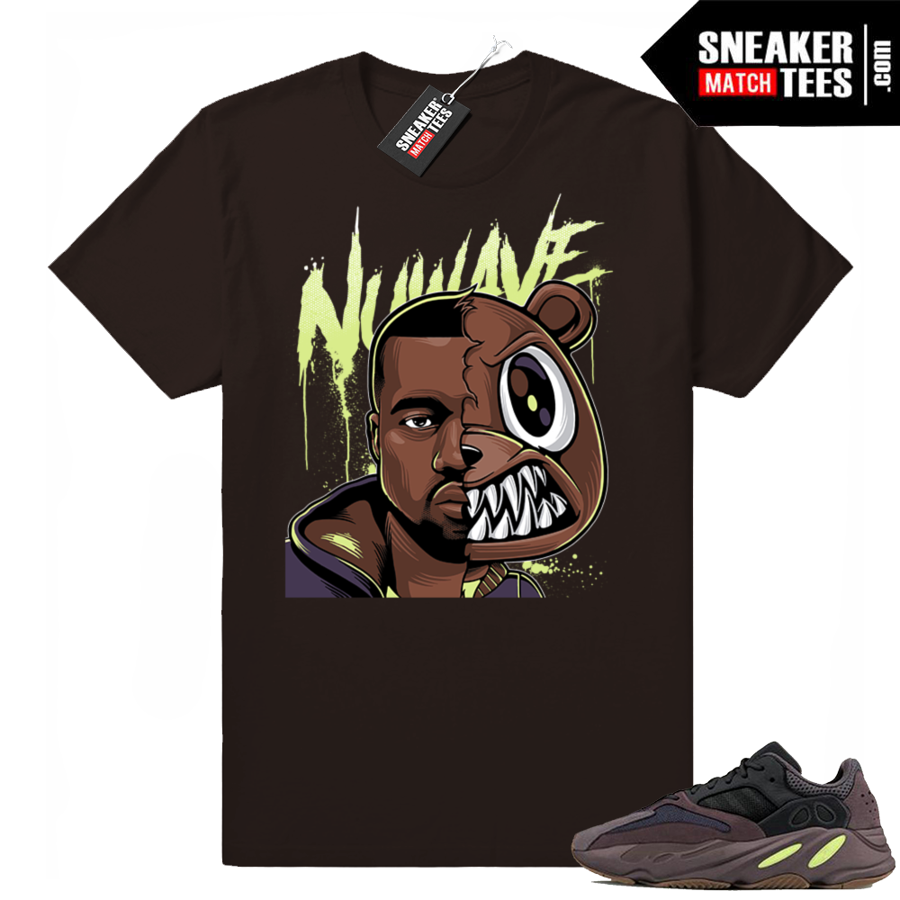 Yeezy Boost 700 sneaker tee shirts