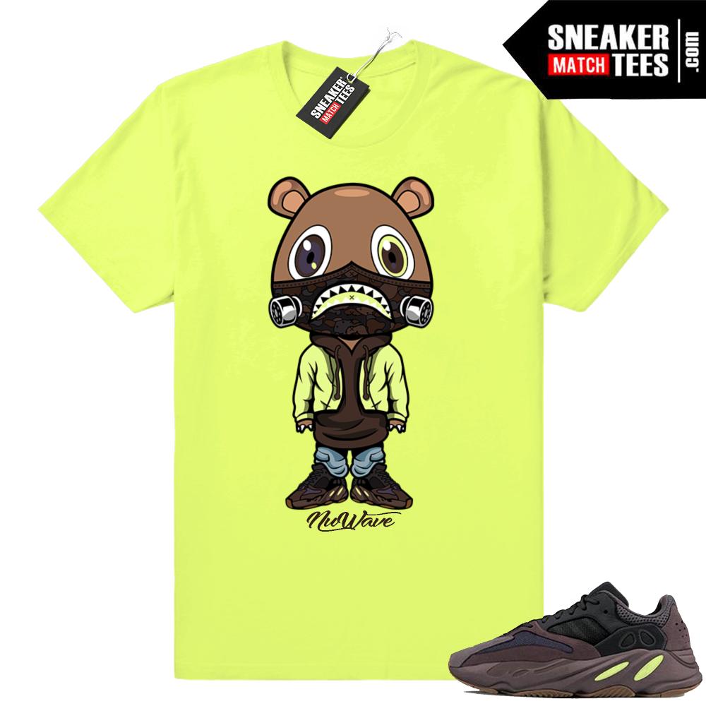 Yeezy shirt Yeezy Boost Bear