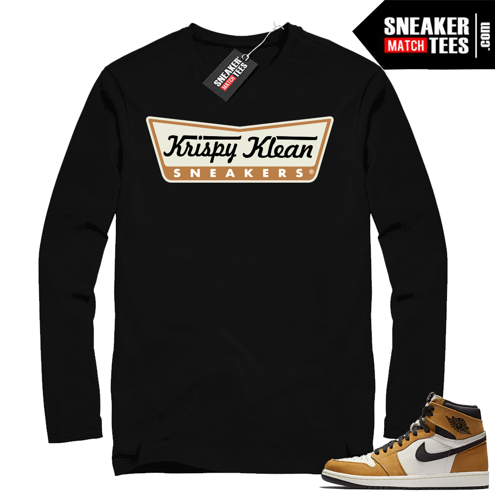 Air Jordan 1 Rookie of the Year Black Long Sleeve