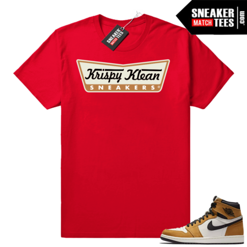 Air Jordan 1 Rookie of the Year Red T-shirt