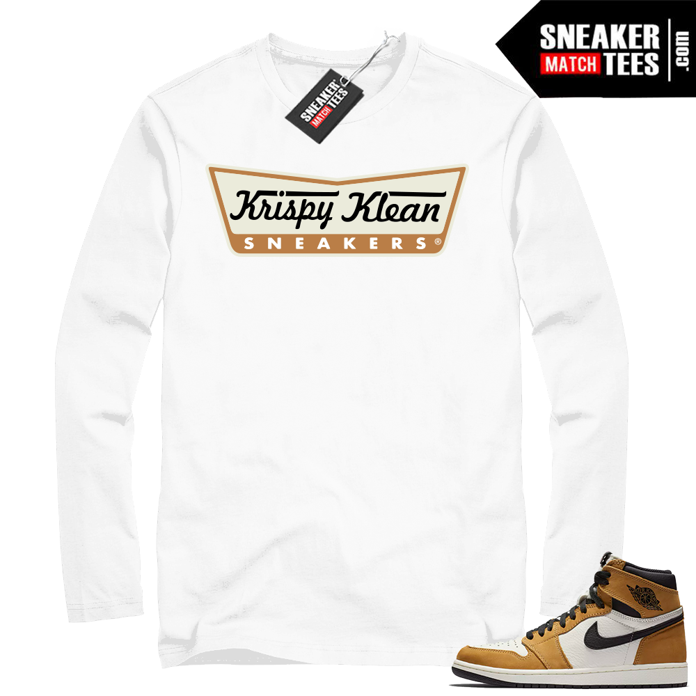 Air Jordan 1 Rookie of the Year White Long Sleeve
