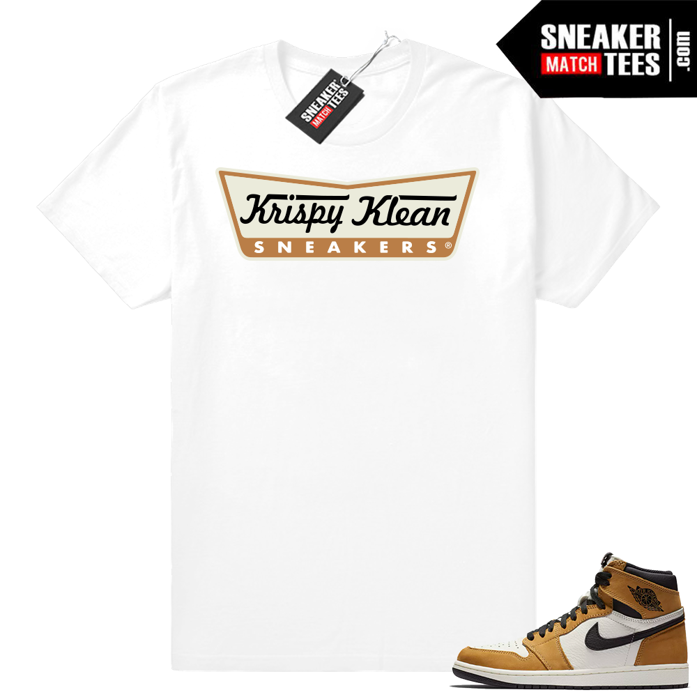 Air Jordan 1 Rookie of the Year White T-shirt