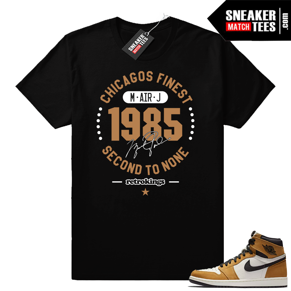 Air Jordan 1 t shirt Rookie of the Year