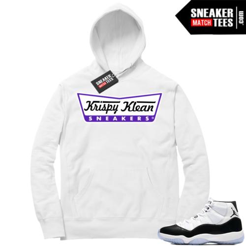 Air Jordan 11 Concord Hoodie Sweater