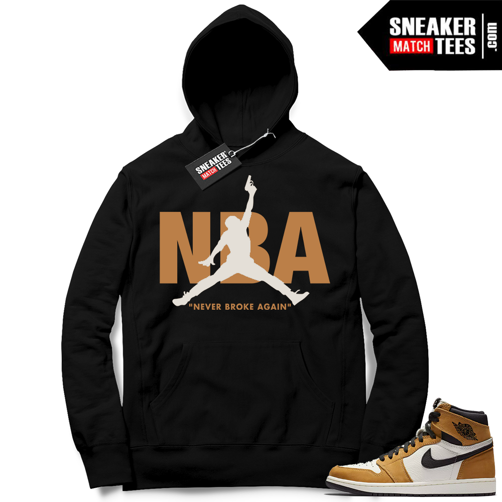 Air jordan 1 hoodie Rookie of the Year