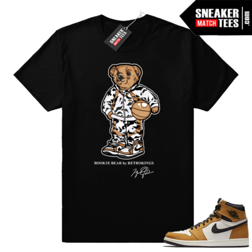 Jordan 1 Rookie of the Year shirt