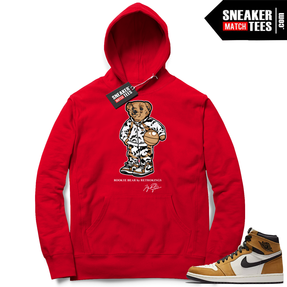 Jordan 1 Rookie of the year Hoodie