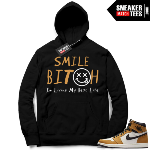 Jordan 1 Sneaker Hoodie Rookie of the Year
