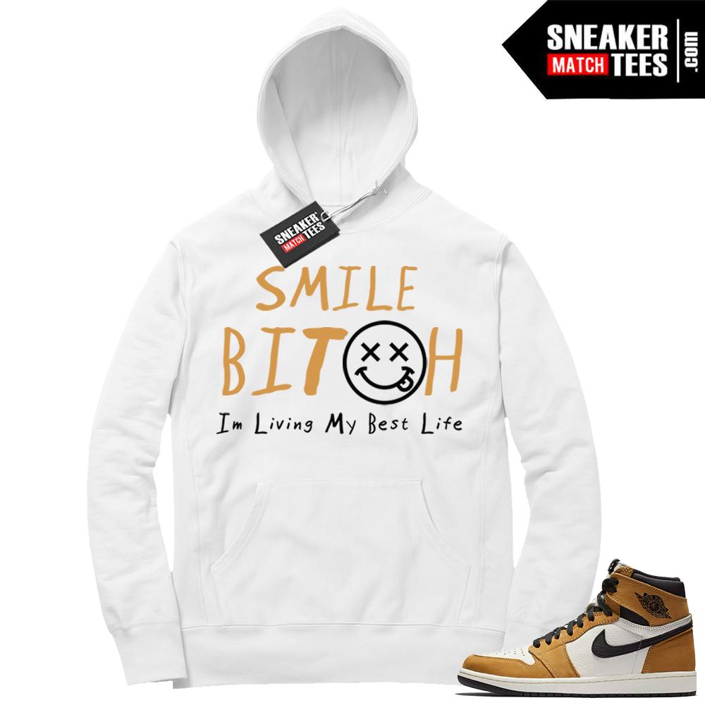 Jordan 1 Sneaker Match Hoodie