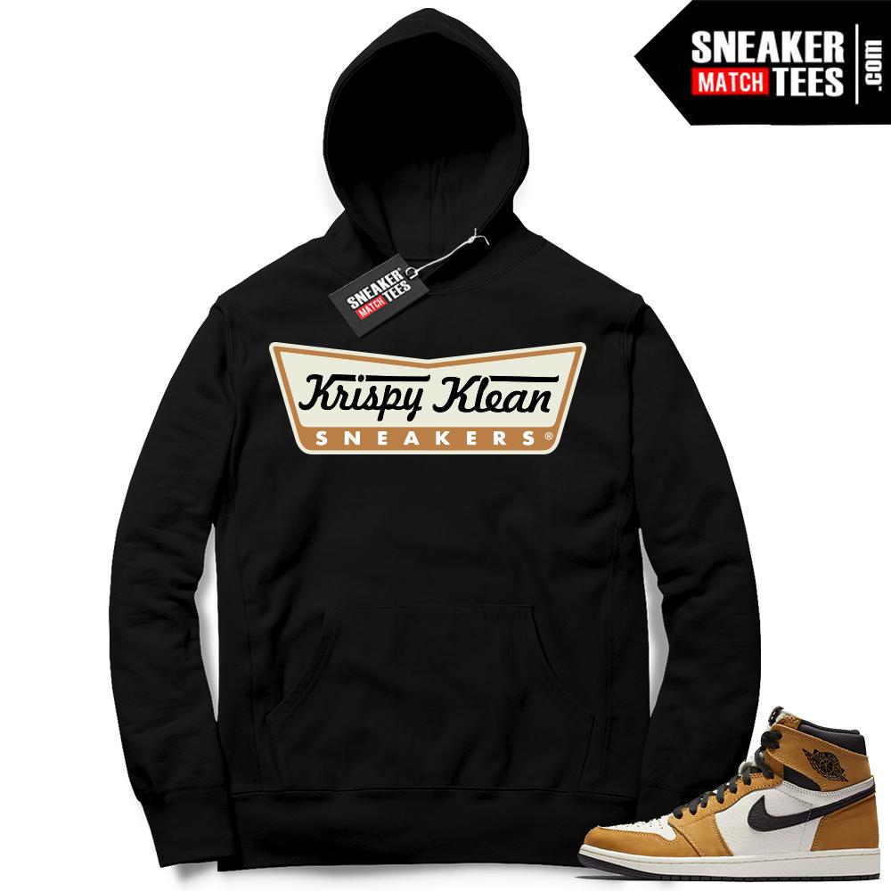 Jordan 1 hoodie Match