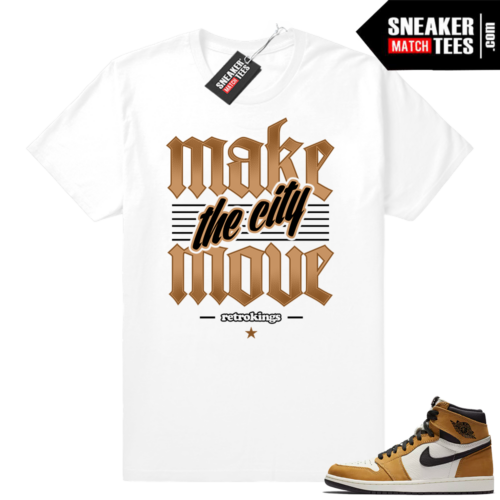 Jordan 1 sneaker tee Rookie of the Year