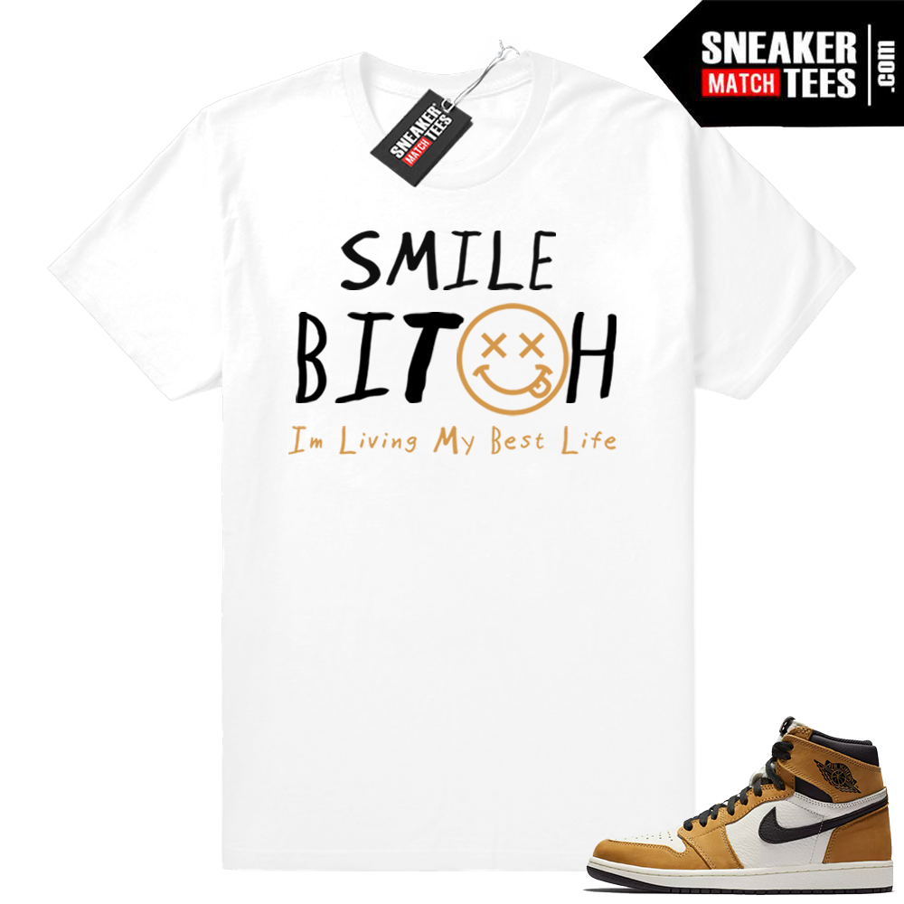 Jordan 1 sneaker tees Rookie of the Year