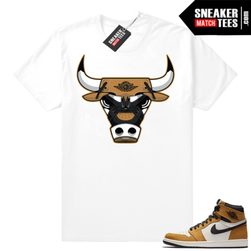 Jordan 1 tee Rookie of the year