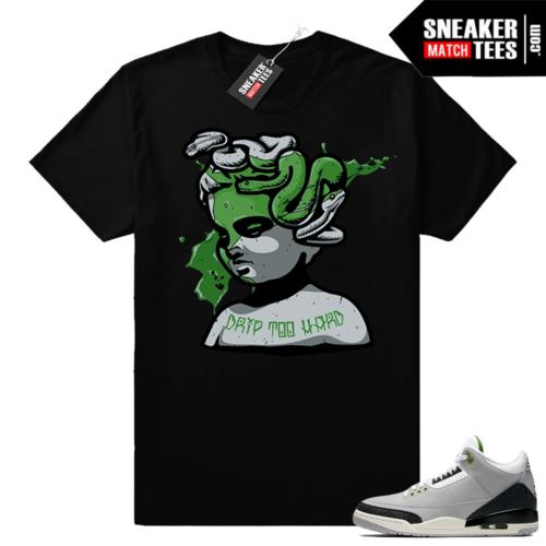 Jordan 3 Drip too Hard Black Sneaker tees