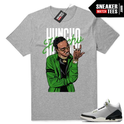 Jordan 3 Huncho Huncho t shirt