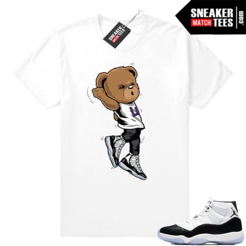 Jordan Concord White shirt