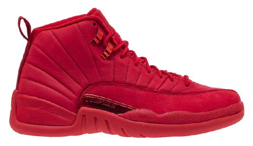 Jordan release dates Jordan 12 red