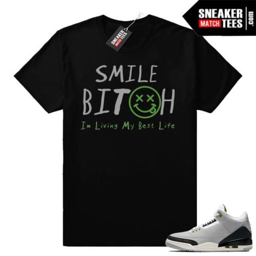Living My Best Life shirt Jordan 3