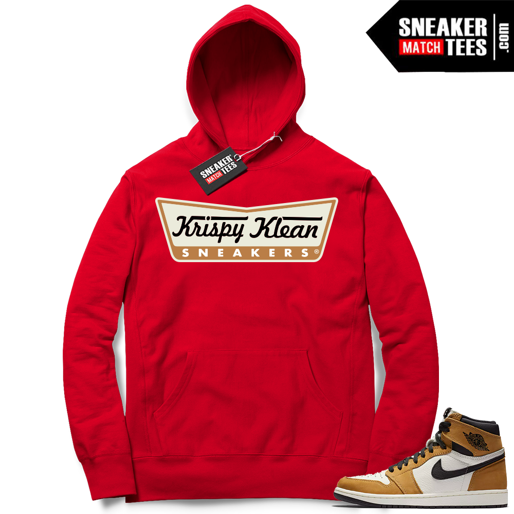 Match Jordan 1 Hoodie Rookie of the Year