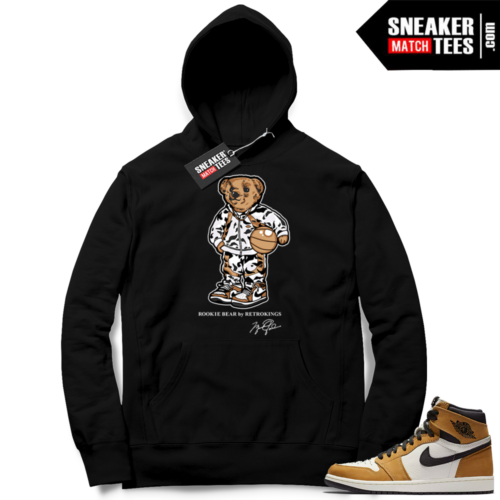 Rookie of the year 1s Hoodie
