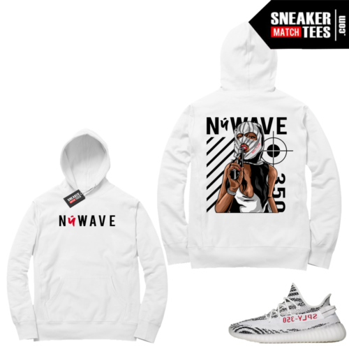 Yeezy Zebra NuWave Hoodie