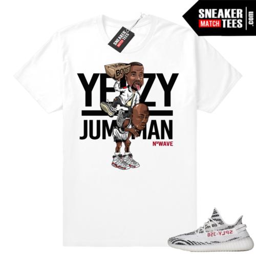 Yeezy shirt Zebra V2