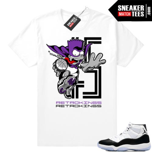 Concord 11 Bart Knight t shirt