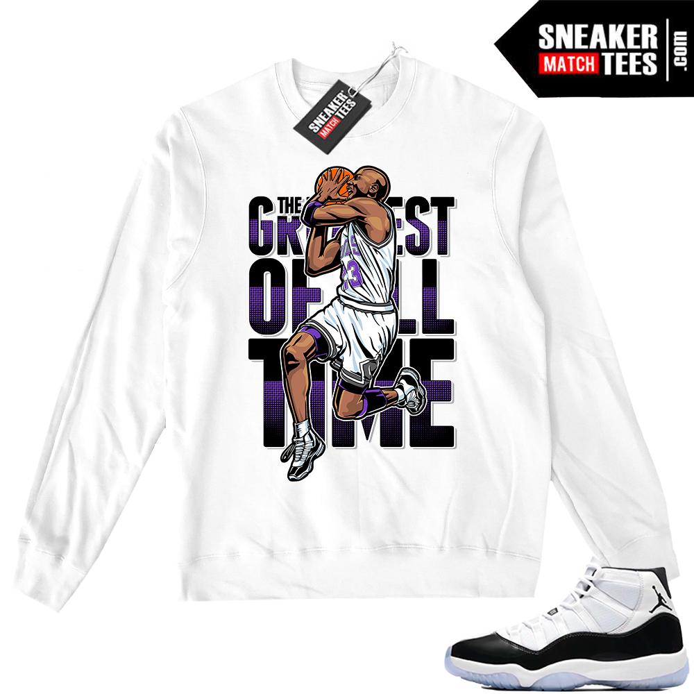 Concord 11 Greatest Crewneck sweater