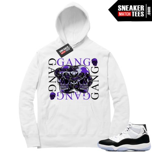 Concord 11 Hoodie Gang Gang