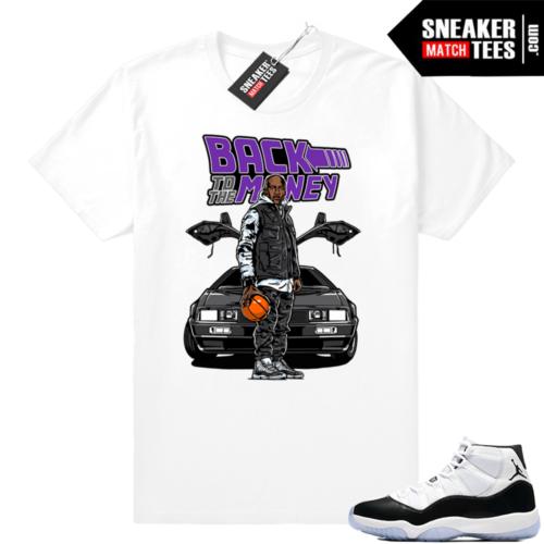 Concord 11 Jordan tee shirt