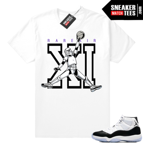 Concord 11 Jumpman Trooper tee