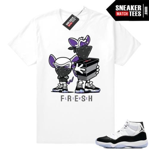 Concord 11 Live Fresh Sneaker Heist